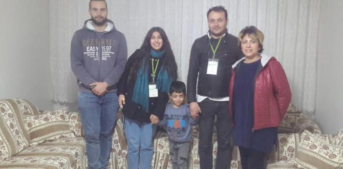 Haluk Levent'in talimatıyla AHBAP'lar Küçük Emir İçin Geldi!