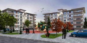 TOKİ Haymana'ya 150 konut inşa ediyor