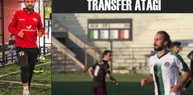 Haymanaspor'un Transferleri Göz Kamaştırıyor