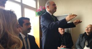 CHP Ankara Milletvekili Levent Gök, Haymana Ziyaretinde Çalışmalara Başlanacağını Açıklamıştı!
