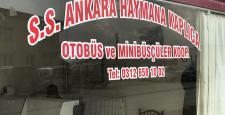 HAYMANA-ANKARA OTOBÜS SAATLERİNDE DEĞİŞİKLİK!