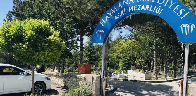 SESSİZ BAYRAM!(HAYMANA FOTO HABER)