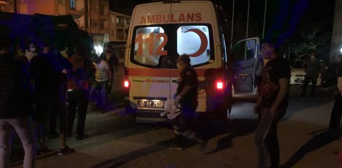 Haymana'da Sevilen Berber Esnafı Kaza Yaptı!