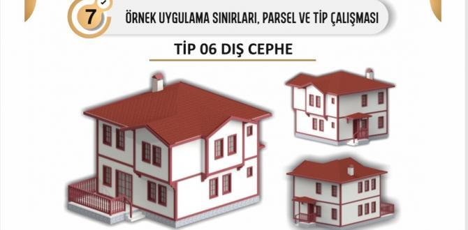 Köy Evleri Projesi Başlıyor!