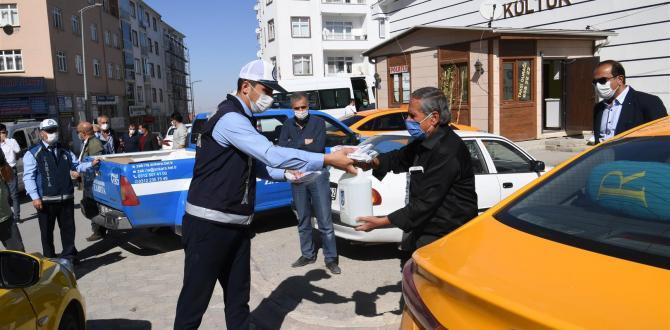 ANKARA ZABITASI'NDAN HAYMANA'DA ŞEFFAF KABİN VE HİJYEN PAKETİ MESAİSİ