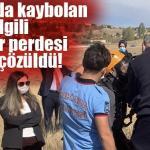 14 YILLIK SIR PERDESİ ARALANDI!