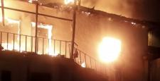 Haymana'da yangın, video haber!