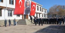 Haymana'da 18 Mart Çanakkale Zaferi ve Şehitleri Anma Günü